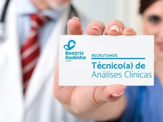 TAC CALDAS 102020 - Técnico(a) de Análises Clínicas - Caldas da Rainha