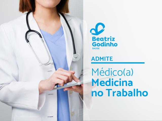 MEDTRAB 08 2021 - Médico(a) do Trabalho - Leiria