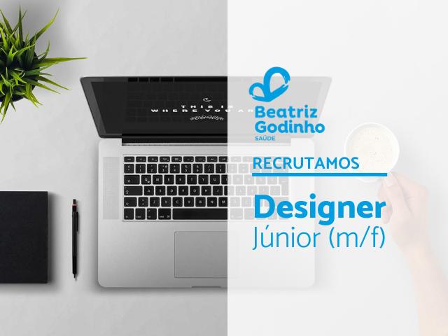 MKT 11 2020 - Designer Gráfico Júnior (m/f) - Leiria